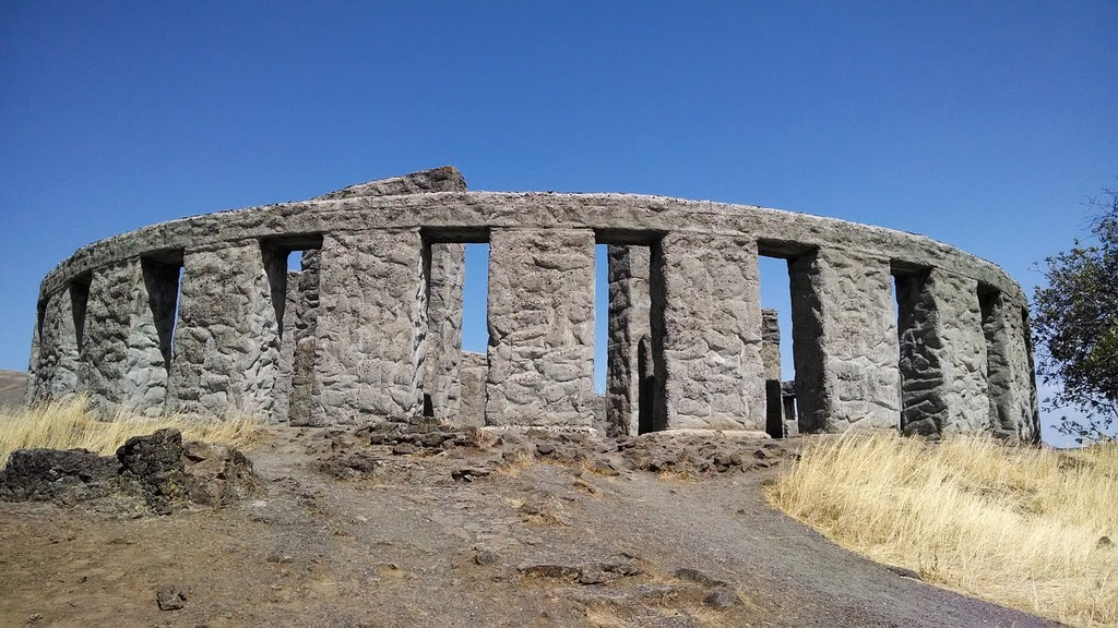 Stonehenge maryhill washington, architecture buildings.